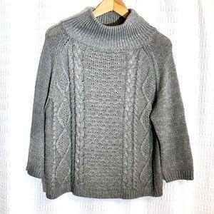 Zara cowl neck sweater- Size M